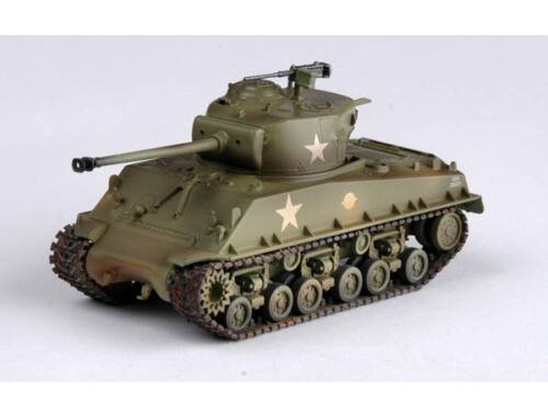 Easy Model M4A3E8 Middle Tank-U.S Army 1:72 (36257)