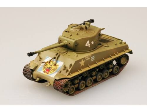 Easy Model M4A3E8 Middle Tank-64th Tank Bat. 1:72 (36259)