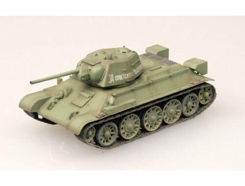 Easy Model T-34/76 Model 1943(1943 Autumn) 1:72 (36267)