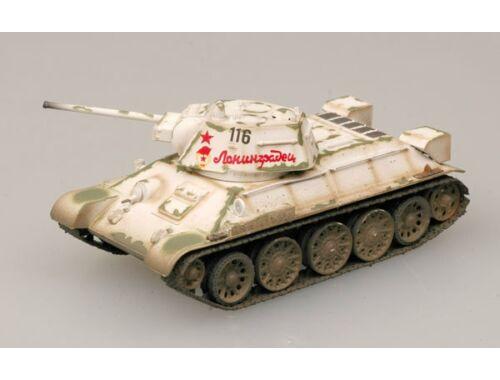 Easy Model T-34/76 Model 1943(1944 spring) 1:72 (36269)