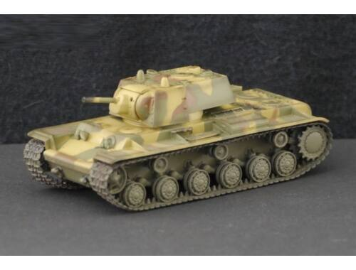 """Easy Model KV-1 Russian Army 1941 """"3 colors"""" 1:72 (36275)"""