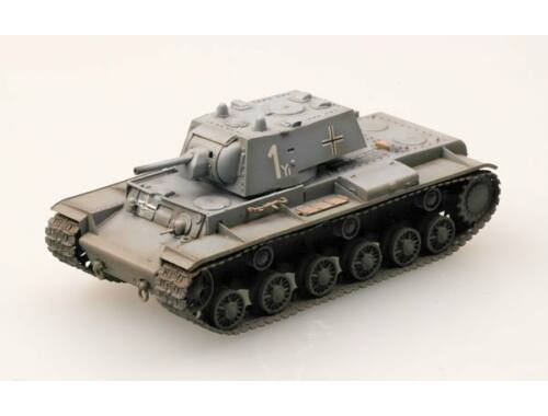 Easy Model KV-1 Captured of the 8th Panzer div. 1:72 (36277)