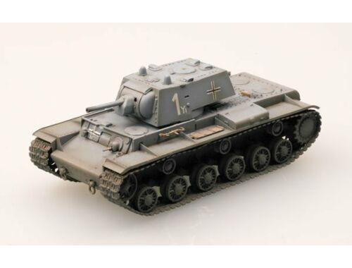 Easy Model KV-1 Captured of the 8th Panzer div. 1:72 (36277)