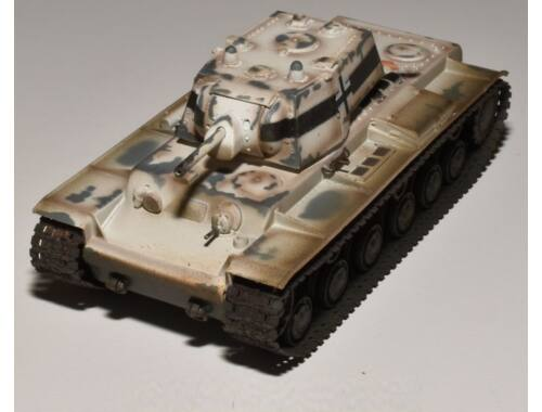 Easy Model KV-1 Captured 1:72 (36278)