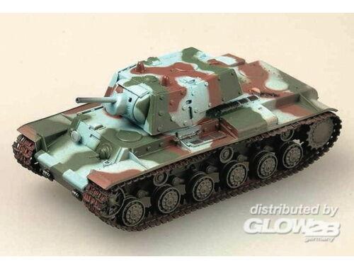 Easy Model KV-1E heavy tank (Finnish Army) 1:72 (36280)