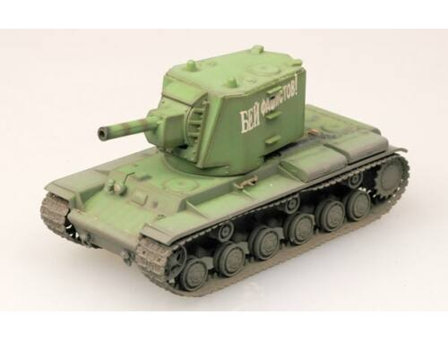 Easy Model KV-2 tank with Early Russian Green 1:72 (36281)