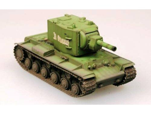 Easy Model KV-2 tank with Russian Green 1:72 (36282)