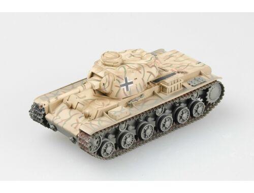 Easy Model KV-1 Pz.Kpfw.756(r) 22nd Armored Div. 1:72 (36284)