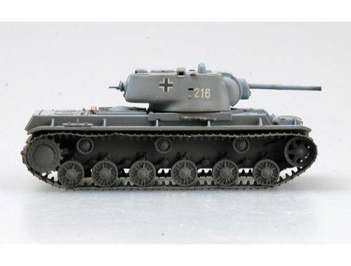 Easy Model KV-1 Model 1941 Heavy Tank Germay Army 1:72 (36293)
