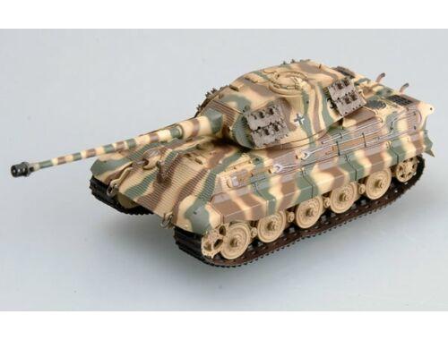 Easy Model Tiger II (Porschel turret ) Schwere Pz.Abt.503,tank No.323 1:72 (36298)