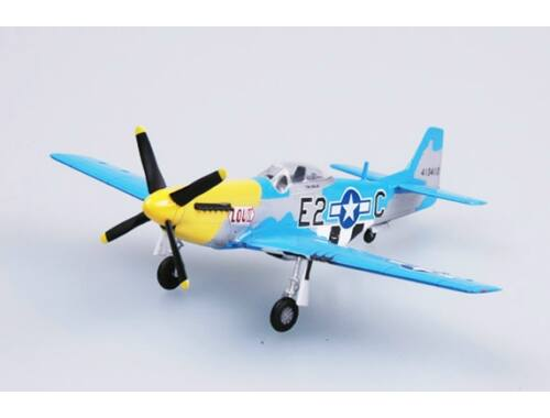 Easy Model P-51D Louiv,E2*C 375th fs,361th fg 1:72 (36301)