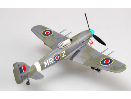 Easy Model Typhoon Mk.IB CO of 245th Squadron S/LA.Zweihbergh April 1945 1:72 (36314)