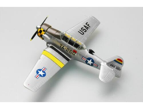 Easy Model T-6G-assigned to the 6147 TCS, Seoul City ,1952 1:72 (36318)