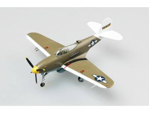 Easy Model P-39Q-William Shomo 71st trs/82nd TRG .1944 1:72 (36320)