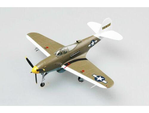 Easy Model P-39Q-William Shomo 71st trs/82nd TRG .1944 1:72 (36320)