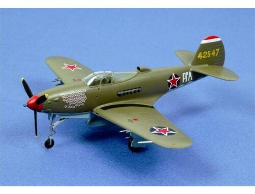 Easy Model P-39Q-Ukrainian front Airacobra 1944 1:72 (36322)
