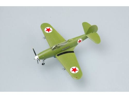 Easy Model P-39N-Soviet Air Force in 1944(Major V.F. Sirotin ) 1:72 (36323)