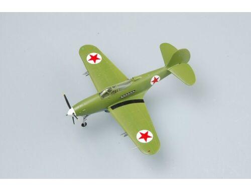 Easy Model P-39N-Soviet Air Force in 1944(Major V.F. Sirotin ) 1:72 (36323)