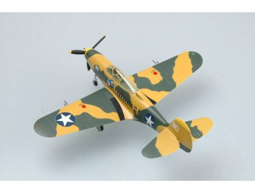Easy Model P-39Q-41th FS 35th FG 5th Autumn1942 1:72 (36324)