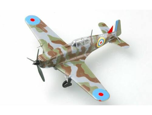 Easy Model MS.406-No.2 French Flight Haiffa, Sep. 1940 1:72 (36328)