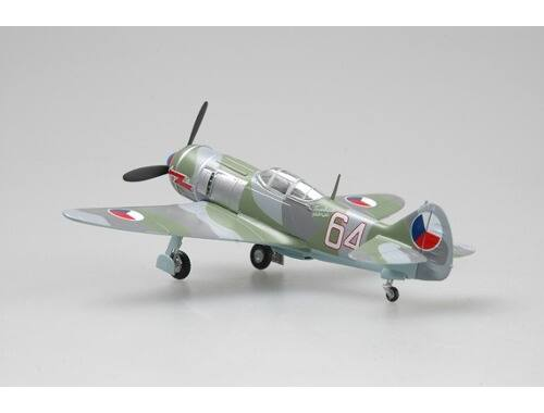 "Easy Model La-7 ""White 64"" Czech Air Force 1:72 (36330)"