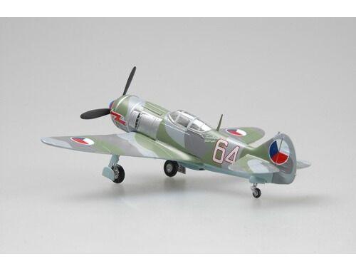 """Easy Model La-7 """"White 64"""" Czech Air Force 1:72 (36330)"""