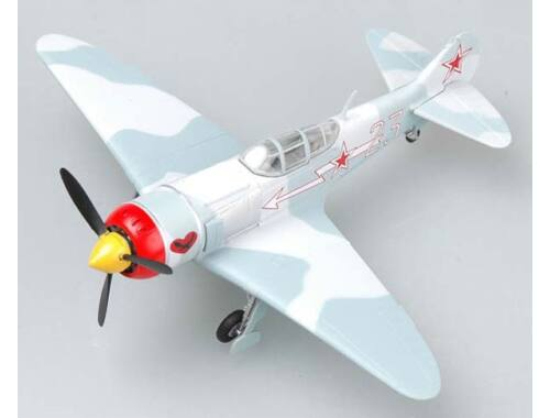 "Easy Model La-7 ""White 23"" Capt.P.Ya.Golovachev,9th GFAR 1:72 (36333)"