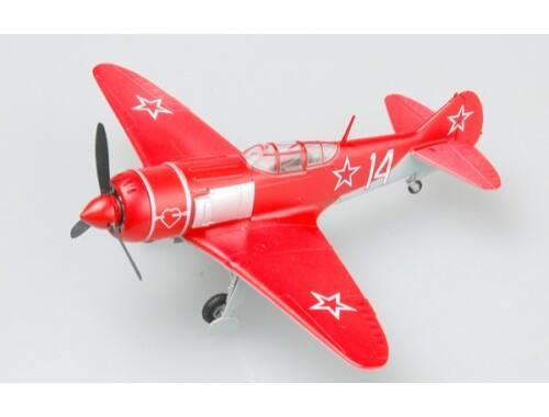 """Easy Model La-7 """"Red14"""" Russian Air Force 1:72 (36334)"""