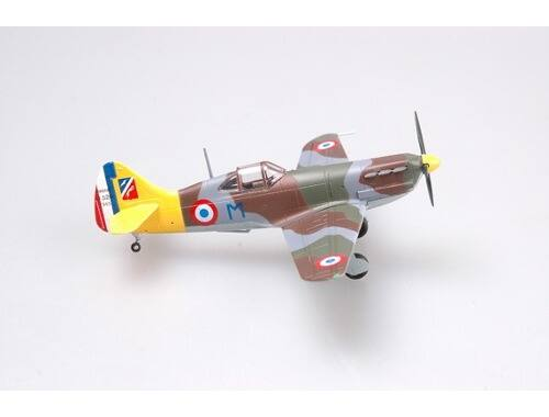 Easy Model D.520, No.343 captain of GC II/3.June 1941 1:72 (36335)