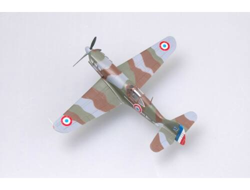 Easy Model D.520 No. 90 of GCl/3 in1940 Pilot officer Madon's 1:72 (36336)