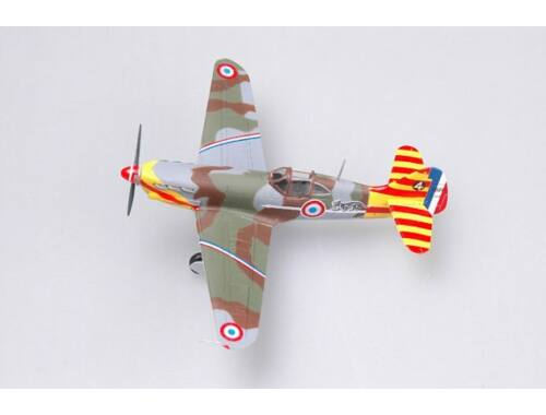 Easy Model D.520 n°248 of france vichy government. 1:72 (36338)