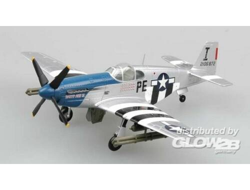 Easy Model P-51B Fighter (1st Lieutenant John F.Thornell Jr.) 1:72 (36355)