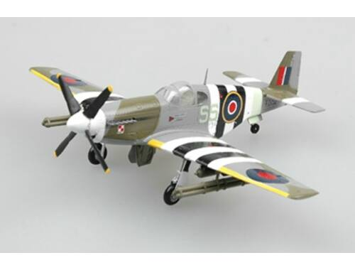 Easy Model P-51B Fighter(FZ152.1944) 1:72 (36356)