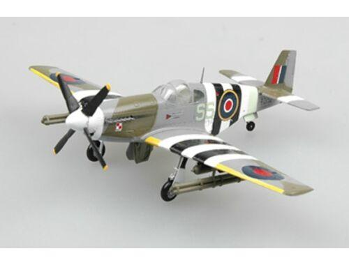 Easy Model P-51B Fighter(FZ152.1944) 1:72 (36356)