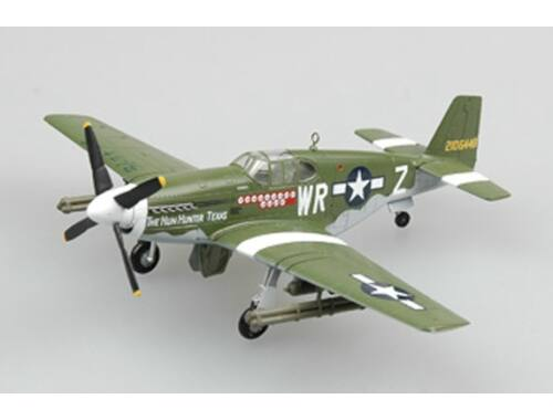 Easy Model P-51B 1st Lieutenant Henry Brown 1:72 (36357)