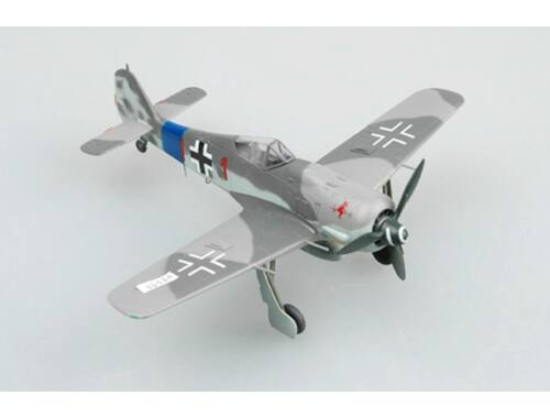 "Easy Model Fw190A-8 ""RED 1"" 12./JG 54,France Summer 1944. 1:72 (36360)"
