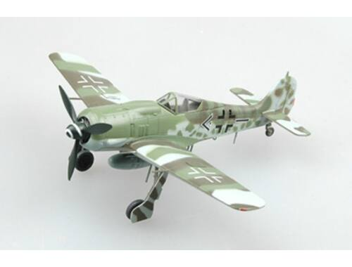 Easy Model Fw190A-8 Commander of II./SG 2, Maj. Karl Kennel . May 1945 1:72 (36362)