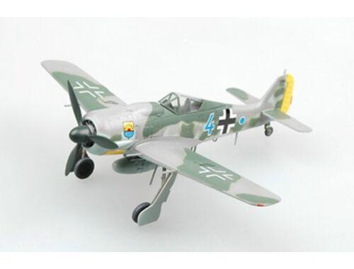 "Easy Model Fw190A-8 ""Blue 4"" Commander of 12./JG 5, Bardufoss Airfield, 1944 1:72 (36363)"