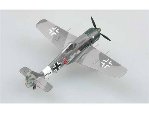 "Easy Model Fw190A-8 ""RED 8"" IV./JG3,Uffz.Willi Maximowitz,06.1944 1:72 (36364)"