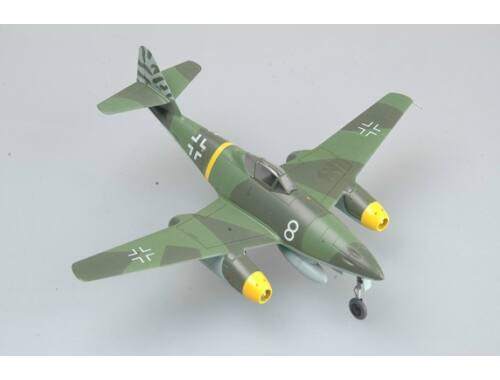"Easy Model Me262 A-1a ""White 8"", Flown by Kommando Novotny , Achmer, November 1944. 1:72 (36366)"