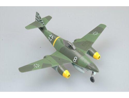 """Easy Model Me262 A-1a """"White 8"""", Flown by Kommando Novotny , Achmer, November 1944. 1:72 (36366)"""