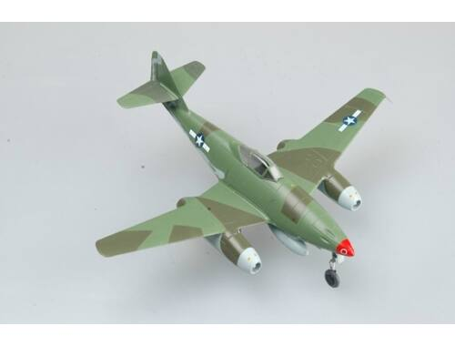 "Easy Model Me262 A-1a W.Nr.501232.""Yellow five"" 1:72 (36368)"