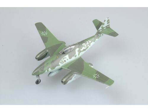 Easy Model Me262 A-1KG44,Flown by Galland.Germany 1945 1:72 (36369)