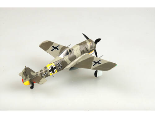 "Easy Model FW190A-6,""Black 5"" Commander of 5.*JG 54. Russia June 1943 1:72 (36402)"