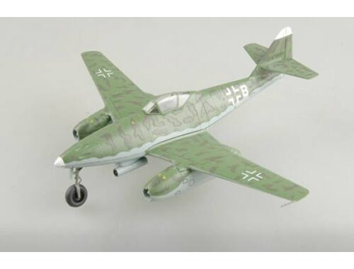 Easy Model Me262 A-2a,9K BH of 1./KG51, Base at Rheine, September 1944 1:72 (36405)