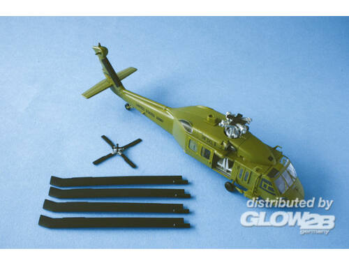 Easy Model UH-60A 101st airborne-The Infidel II 1:72 (37017)