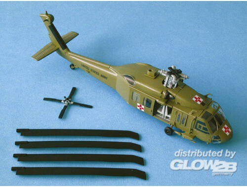 Easy Model UH-60A 508th 101st airborne 1:72 (37018)