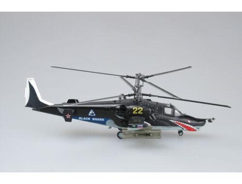 Easy Model Ka-50,No22 Black shark Russian Air Force 1:72 (37023)