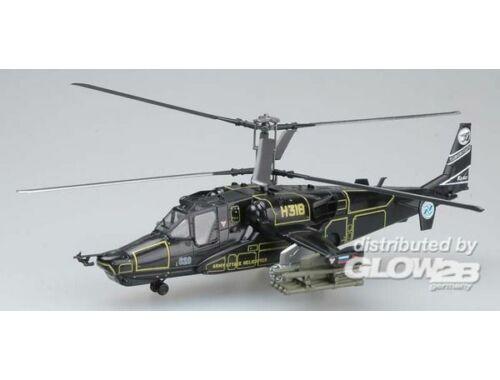 "Easy Model Ka-50,No318,""WEREWOLF"" Russian Air Force 1:72 (37024)"