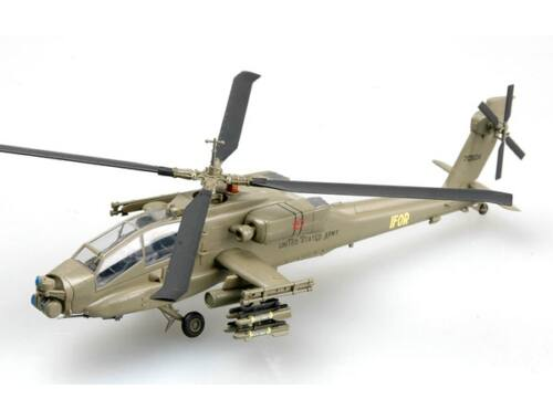 Easy Model AH-64A 2-227, Head Hunters US Army, IFOR, Bosnia,1996. 1:72 (37025)